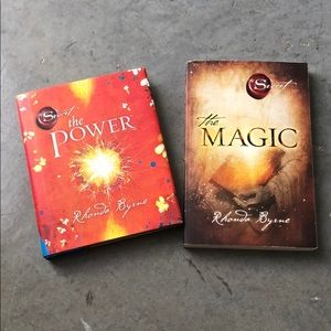 Book Bundle: The Power & The Magic